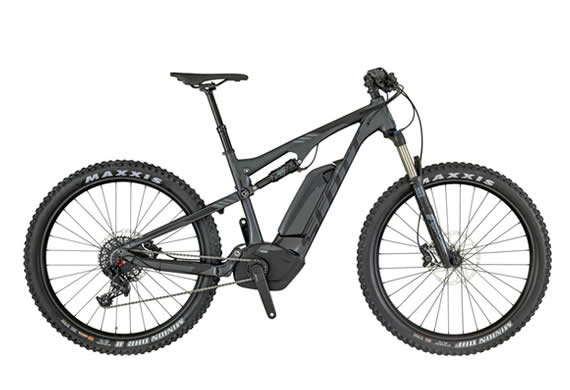 eBike Lanzarote - Mountain eBikes Full Suspention