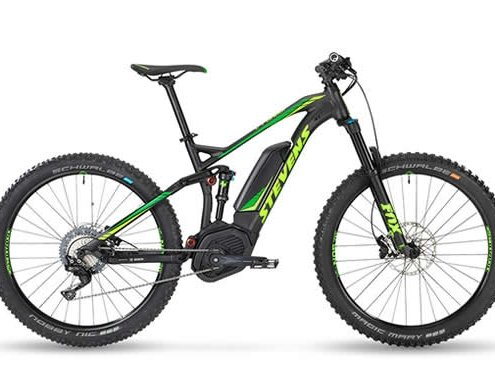 MTB stevens full suspension Fox